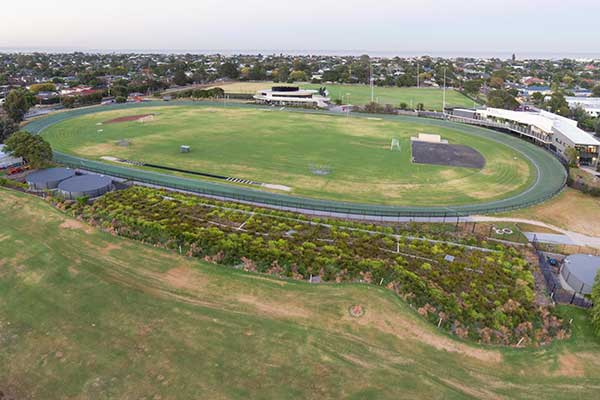 Climate proofing our sporting fields